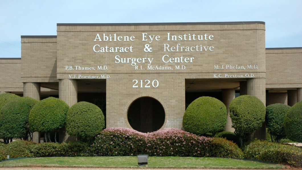 Taking care of Abilene's Eyes for over 30 years!